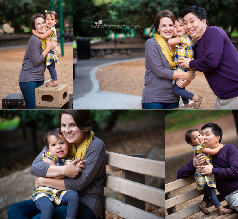 Los Altos Family Photographer | Shoup Park | The G Family | Bay Area